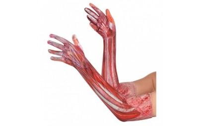 Rękawice Krwawe ręce 2 szt.