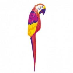 Papuga nadmuchana-dekoracja...