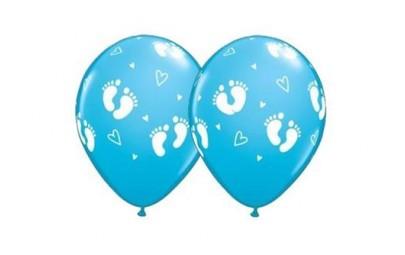 Balon 11 dziecięce stópki i...