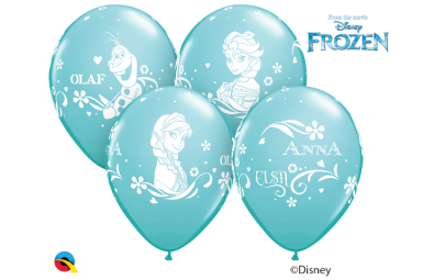 Balon 12 Kraina Lodu Anna,...