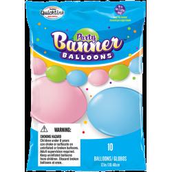 Girlanda z balonów...
