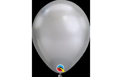 Balon 11 chrome silver -...