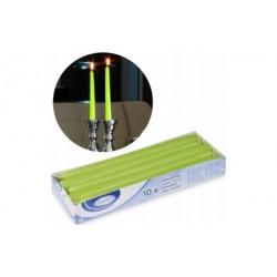Świeczki świece stożkowe...