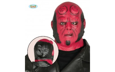 Maska Lateksowa Hellboy