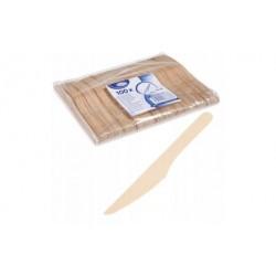 drewniane noże jednorazowe...
