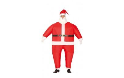 Strój nadmuchiwany Mikołaj...