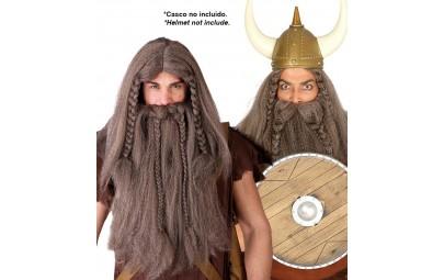Peruka i broda Vikinga
