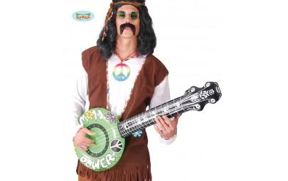 Dmuchaniec gitara banjo 83cm