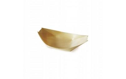 Łódeczki drewniane...