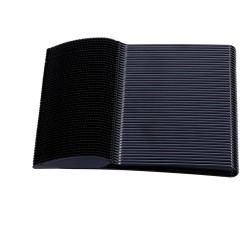 Jednorazowe Noże plastikowe czarne MOCNE 50szt