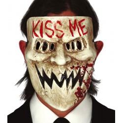 "Maska PCV ""Kiss Me'"