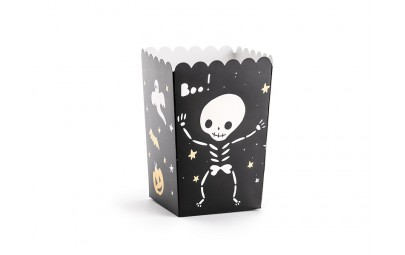 Pudełko na popcorn BOO!...