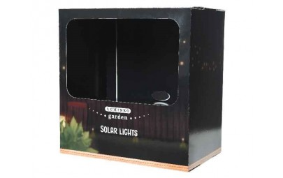 Lampa solarna w pudełku...