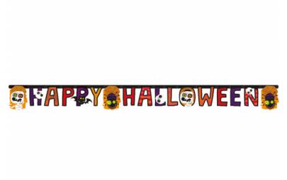 Girlanda halloweenowa z...
