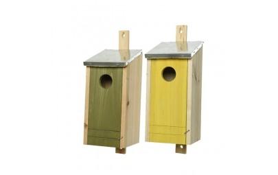 Domek dla ptaków 12x13,5x26cm