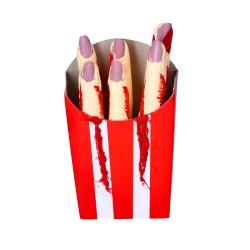 Palce - frytki dla wampira 6 szt. dekoracja gadżety