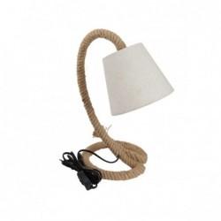 Lampa stojąca klosz na...