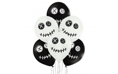 Balon D11 Voodoo Doll 6szt