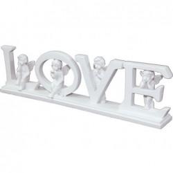 Aniołki LOVE 24x3x6,5cm