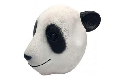 Maska lateksowa Panda
