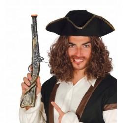 Rewolwer pirata 50cm
