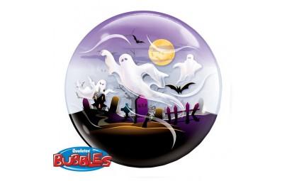 Balon 22 straszne duchy bubble