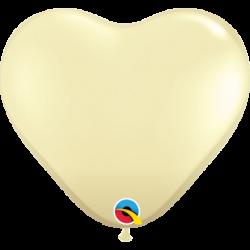 Balon 6 serce ekri pastel...