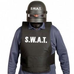 """Hełm """"S.W.A.T."""" czarny"""