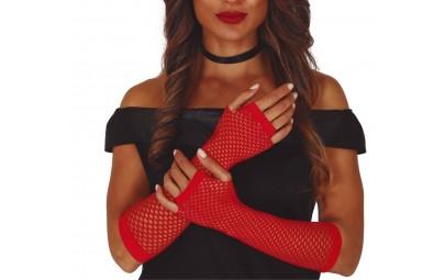 Rękawiczki kabaretki...