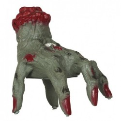 Ręka zombie żywa z...