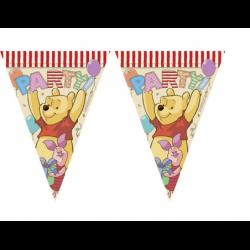 Baner flagi Winnie Alphabet