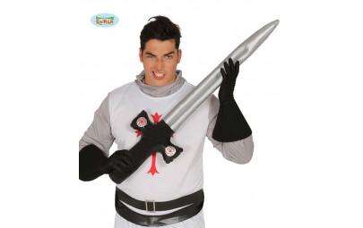 Dmuchaniec miecz rycerza 103cm