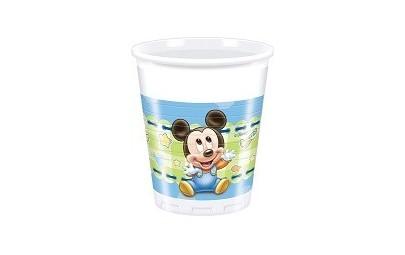 Kubek plastikowy Mickey...