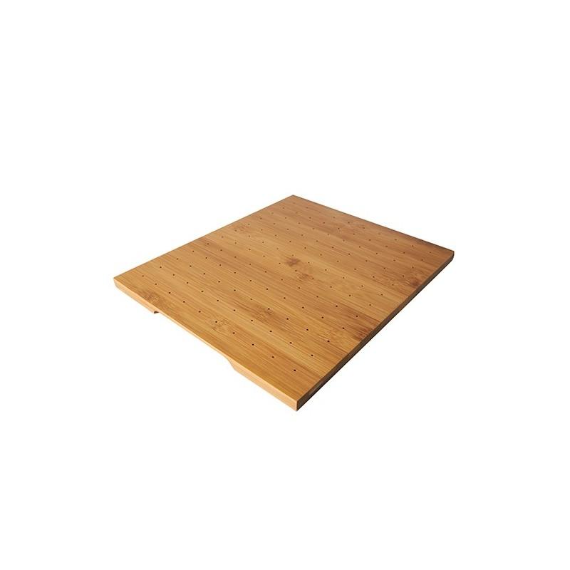 Taca bambusowa do serwowania przekąsek 25x30cm 87147