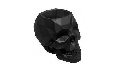 Doniczka czaszka 12,5x8x8cm...