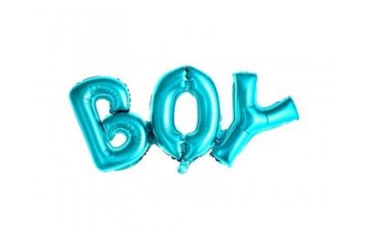 Balon foliowy Boy niebieski...
