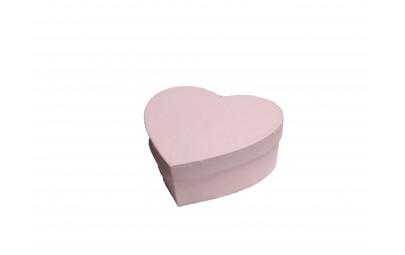 Pudełko ozdobne serce...