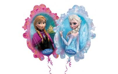Balon Kraina lodu Anna Elsa...
