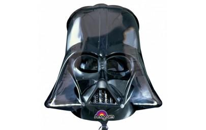 """Balon 33""""Star wars hełm..."""
