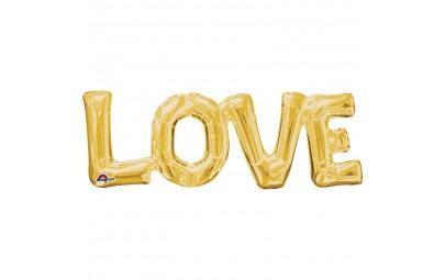 Balon foliowy napis LOVE...