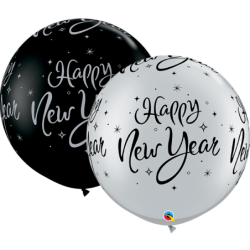 Balon 1M Happy New Year...