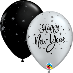 Balon 11 New Year iskry...