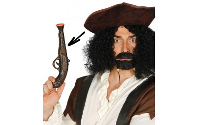 Pistolet pirata 28cm