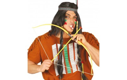 Łuk indianina 75cm + strzały