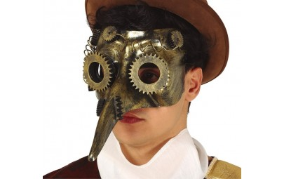 Maska Steampunk