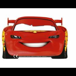 Maska papierowa Cars RSN 6 szt.