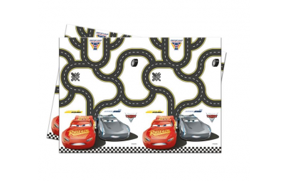 Obrus plastikowy Cars 3...