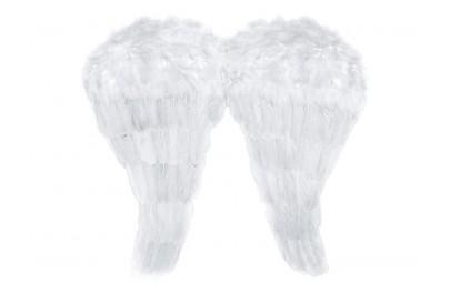 Skrzydła anioła białe 52x45cm