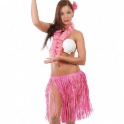 Zestaw hawajski różowy 3szt...