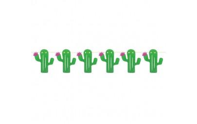 Girlanda brokatowa Kaktusy...